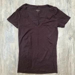 * NOT FOR SALE * EXPRESS V-Neck T-shirt- M